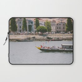 A ride on the river Laptop Sleeve