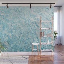 Crystal Water Marble Wall Mural
