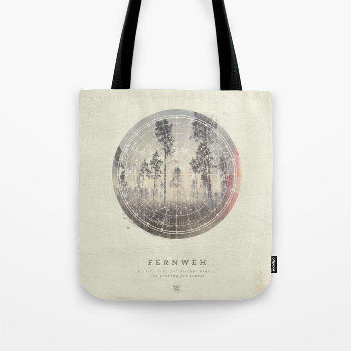 Fernweh Vol 4 Tote Bag