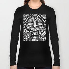 Shamanic trance Long Sleeve T-shirt