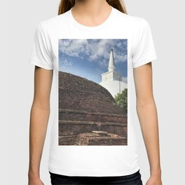 Old meets new T-shirt