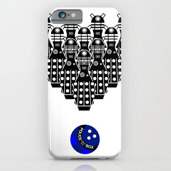 Time for Bowling. Doctor Who. iPhone & iPod Case