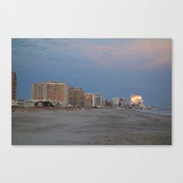 Atlantic City, NJ Canvas Print