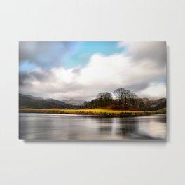 Elterwater Metal Print