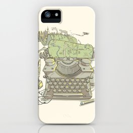 A Certain Type of City iPhone Case