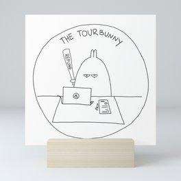The TourBunny - Refund Mini Art Print