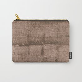 Mud abstract watercolor Carry-All Pouch