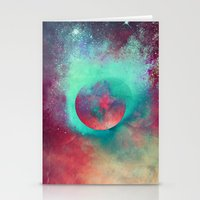 justin timberlake Stationery Cards featuring α Aurigae by Nireth