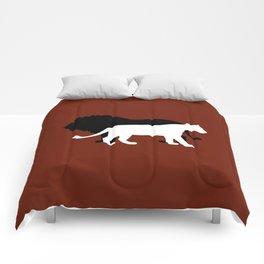 Wild Love Comforters