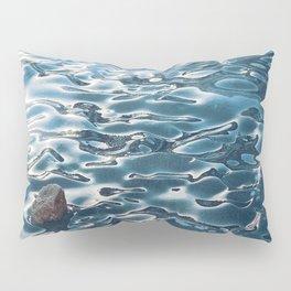 Frozen Waves Pillow Sham