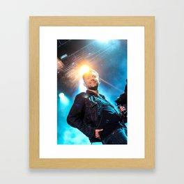 Damon Albarn (Blur) - II Framed Art Print