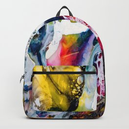 Abstract Sea Backpack