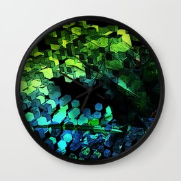 Cellular Automata Wall Clock