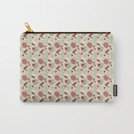 Uvas y Flores Carry-All Pouch