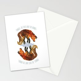 We Are Wild. Stationery Cards