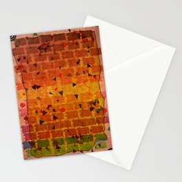 Relaxing Pattern Stationery Cards