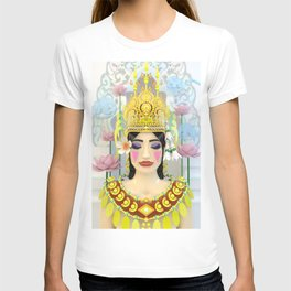 The Meditating Apsara T-shirt