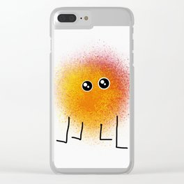 Firefly Sunny Clear iPhone Case