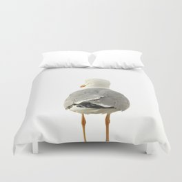 THE PIGEON Duvet Cover