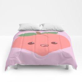Cute Peach Comforters