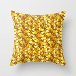 Klimt Throw Pillow