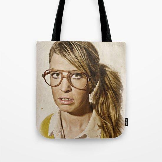 i.am.nerd. : Lizzy Tote Bag