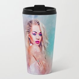 Glamour Girl Travel Mug