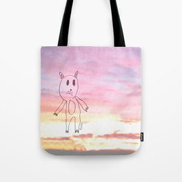 #LOVECAT - Shifty Catter  Tote Bag