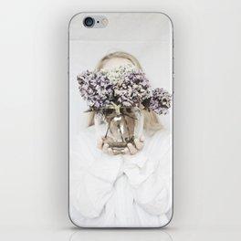 dead flowers gift iPhone Skin
