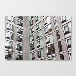 NYC Patterns Canvas Print
