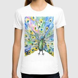 Proud Peacock T-shirt