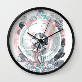 /blo͞om/ Wall Clock