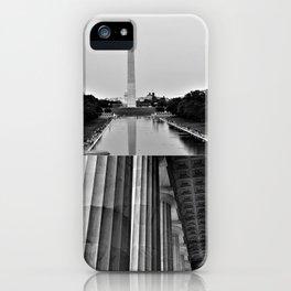 DC Collage iPhone Case