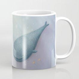 Happy Whale Shark Coffee Mug