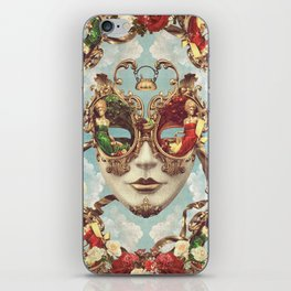 Floral Opulence iPhone Skin