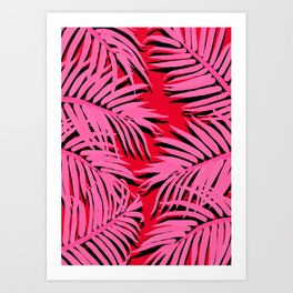 Palm tree no. 2 Art Print