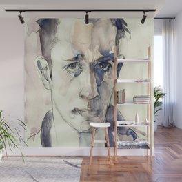 Jack Kerouac Wall Mural
