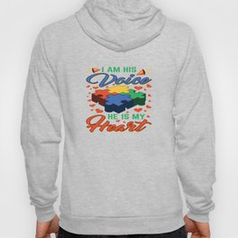 Autism Child Love Puzzle Asperger-Syndrome Gift Hoody