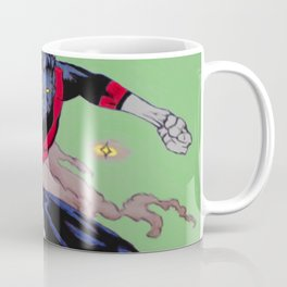 The Amazing Nightcrawler Coffee Mug