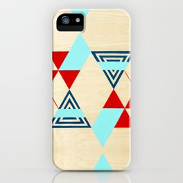 Moving Mountains iPhone Case