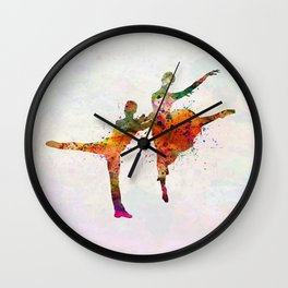 dancing queen Wall Clock