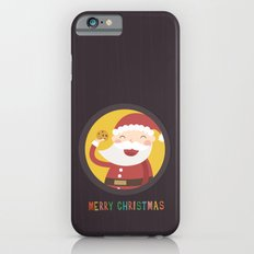 Day 24/25 Advent - Santa's Cookie iPhone 6s Slim Case