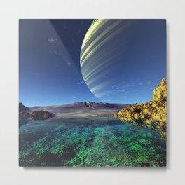 big sky Metal Print