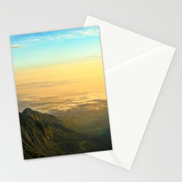 Permian Sunrise Stationery Cards