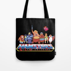 Hamsters Of The Universe Tote Bag