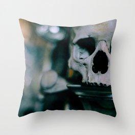 Sedlec Ossuary Throw Pillow
