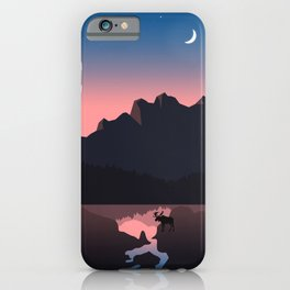 Rocky Mountain Marvelous iPhone Case