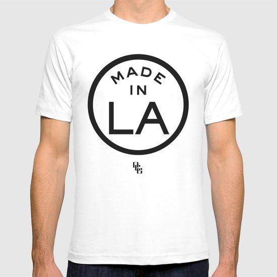 Los Angeles (black) T-shirt