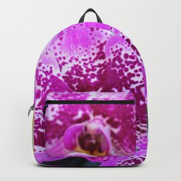 Purple Orchid Backpack