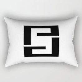 DBD logo Rectangular Pillow
